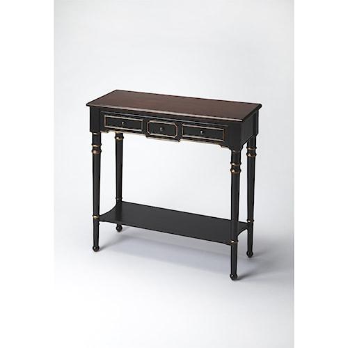 Butler Specialty Company Artist's Originals Café Noir Console Table