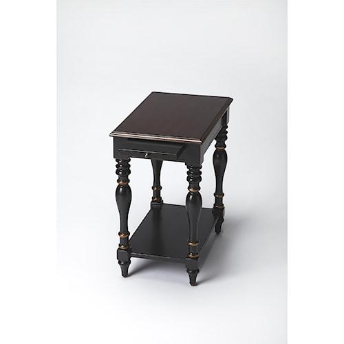 Butler Specialty Company Artist's Originals Café Noir Chairside Table