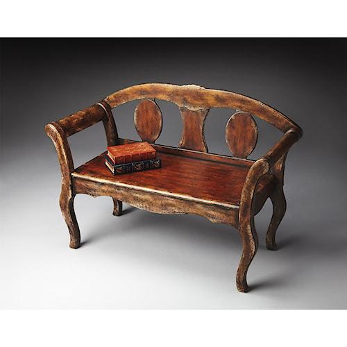 Butler Specialty Company Artist's Originals Bench