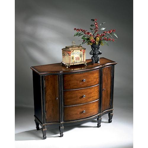 Butler Specialty Company Artist's Originals Console Cabinet