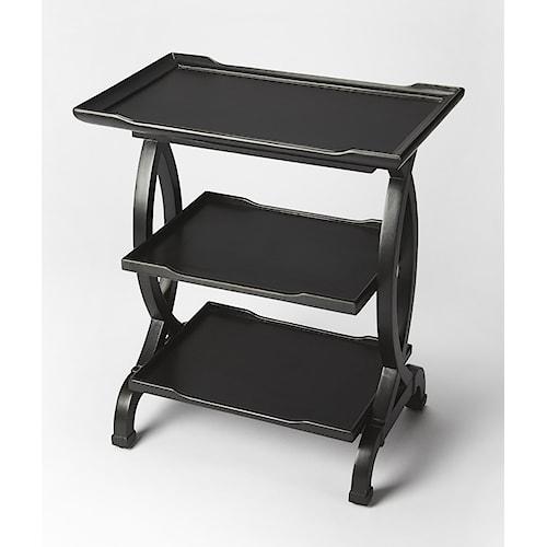 Butler Specialty Company Butler Loft Kimiko Black Licorice Side Table
