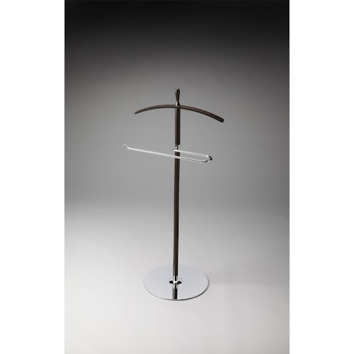Butler Specialty Company Butler Loft Valet Stand