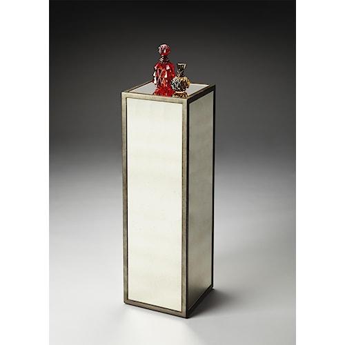 Butler Specialty Company Butler Loft Mirrored Pedestal