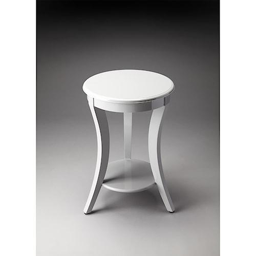 Butler Specialty Company Butler Loft Holden Gray Contemporary Accent Table