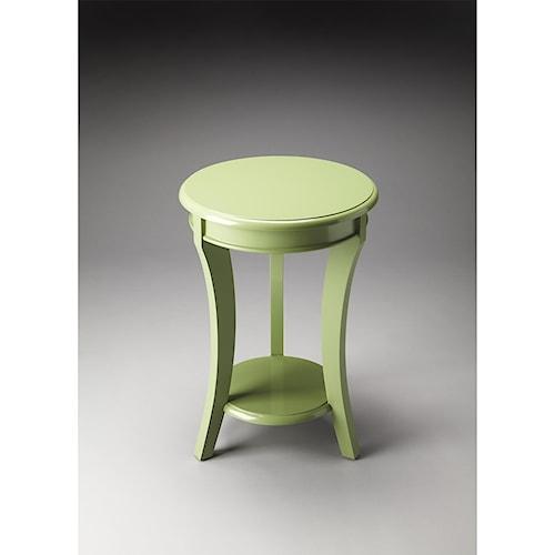 Butler Specialty Company Butler Loft Holden Green Contemporary Accent Table