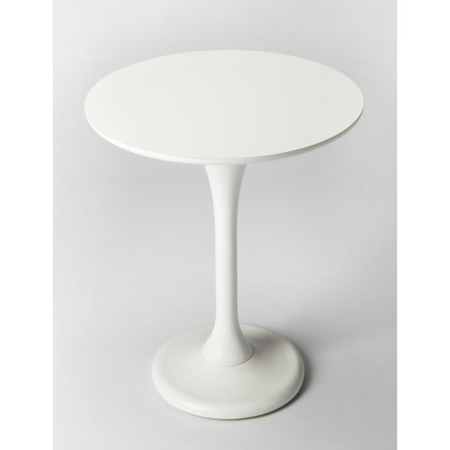 Butler Specialty Company Butler Loft Palmer Cottage White Accent Table
