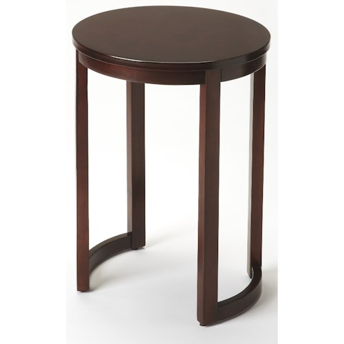Butler Specialty Company Butler Loft Chapman Plantation Cherry Side Table