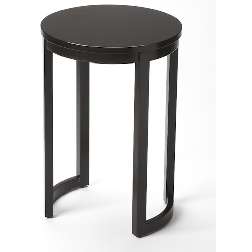 Butler Specialty Company Butler Loft Chapman Black Licorice Side Table