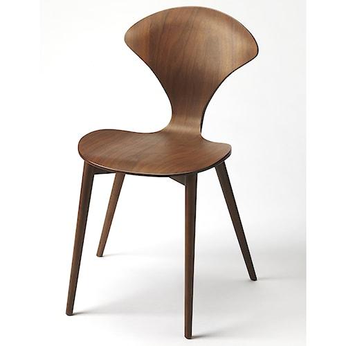 Butler Specialty Company Butler Loft Metropolitan Mid-Century Modern Side Chair