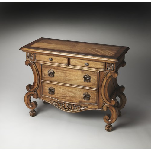 Butler Specialty Company Connoisseur's Console Chest