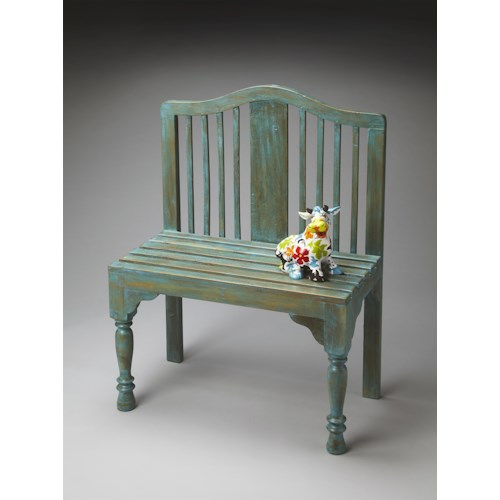 Butler Specialty Company Heritage Bench