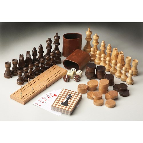Butler Specialty Company Heritage Game Pieces