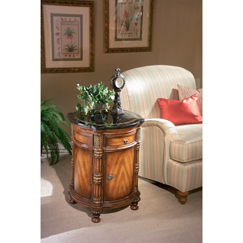 Butler Specialty Company Heritage Drum Table