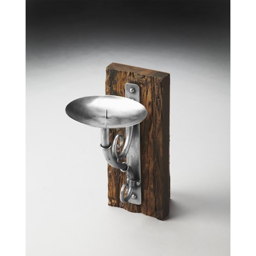 Butler Specialty Company Hors D'oeuvres Candle Sconce