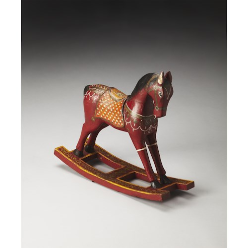 Butler Specialty Company Hors D'oeuvres Rocking Horse