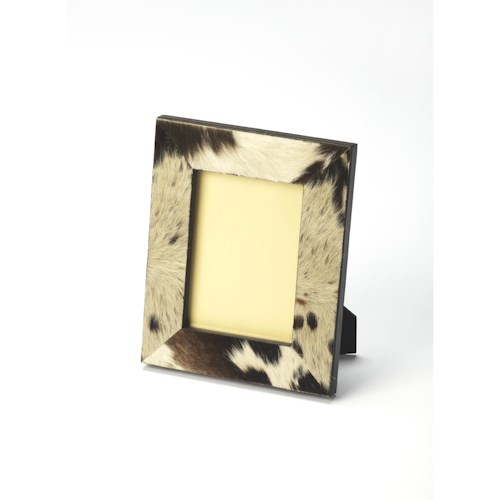 Butler Specialty Company Hors D'oeuvres San Angelo Hair-on-hide Picture Frame
