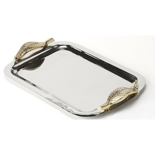 Butler Specialty Company Hors D'oeuvres Solo Rectangular Serving Tray