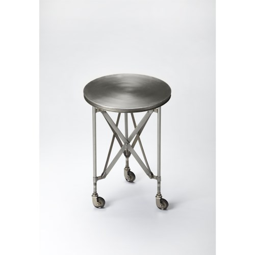 Butler Specialty Company Industrial Chic Costigan Industrial Chic Accent Table
