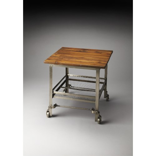 Butler Specialty Company Industrial Chic Industrial Chic Side Table