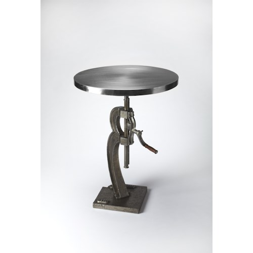 Butler Specialty Company Industrial Chic Industrial Chic Crank Pub Table