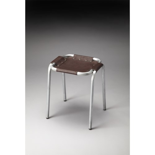 Butler Specialty Company Industrial Chic Putnam Industrial Chic Stool