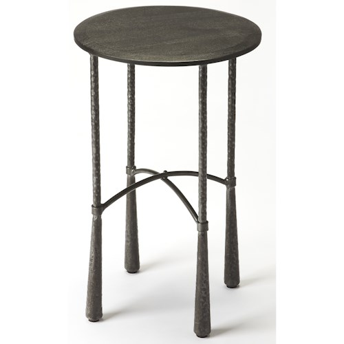 Butler Specialty Company Industrial Chic Bastion Industrial Chic Accent Table