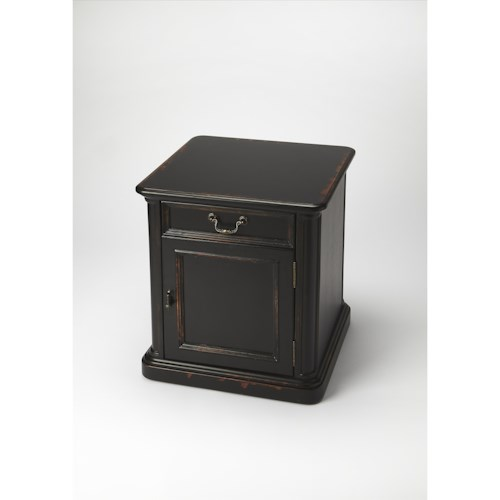 Butler Specialty Company Masterpiece  Thayer Midnight Rose Accent Table