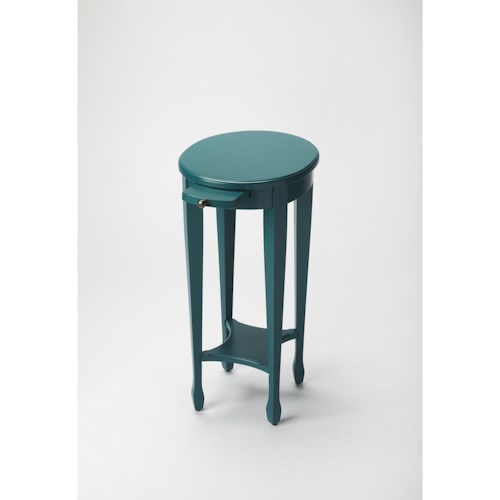 Butler Specialty Company Masterpiece  Arielle Green Accent Table