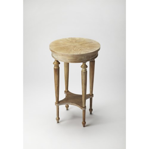 Butler Specialty Company Masterpiece  Blackwell Driftwood Accent Table