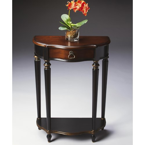 Butler Specialty Company Masterpiece 1 Drawer Console Table