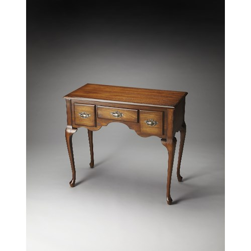 Butler Specialty Company Masterpiece  Low Boy Console