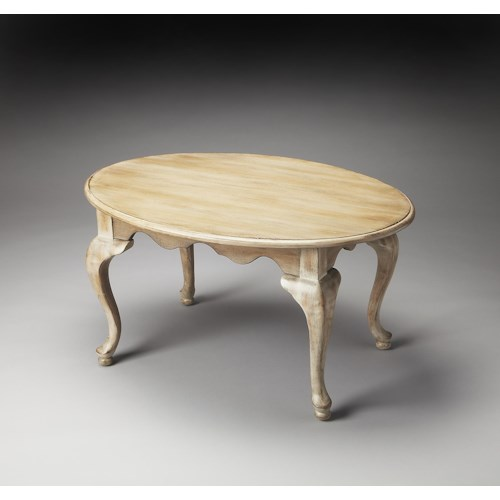 Butler Specialty Company Masterpiece  Grace Driftwood Cocktail Table