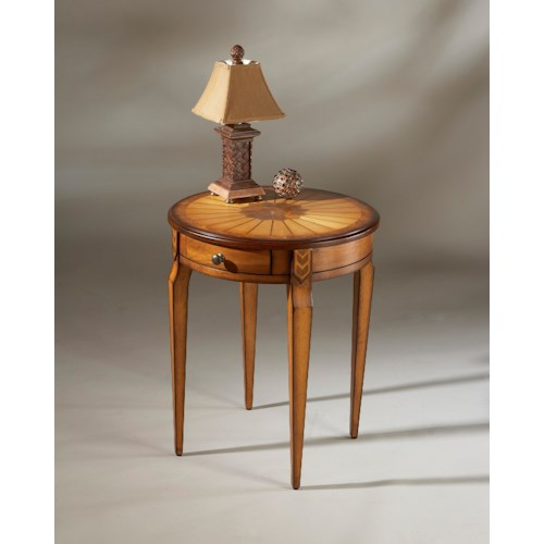 Butler Specialty Company Masterpiece  Side Table