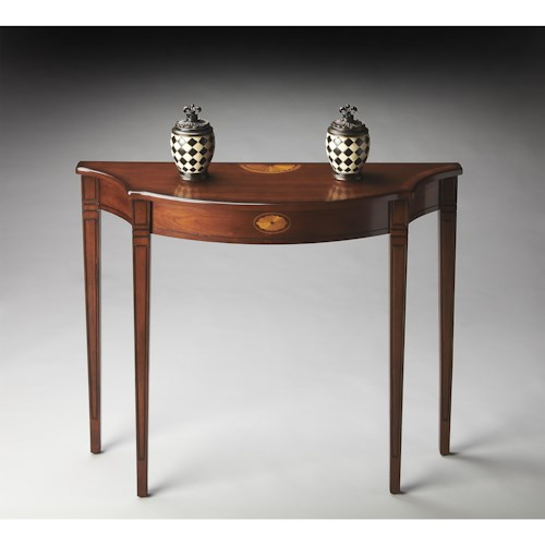 Butler Specialty Company Masterpiece  Console Table