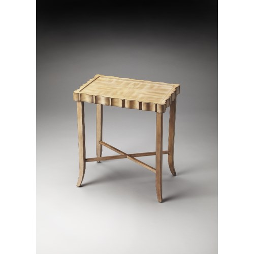 Butler Specialty Company Masterpiece  Devon Driftwood Tea Table