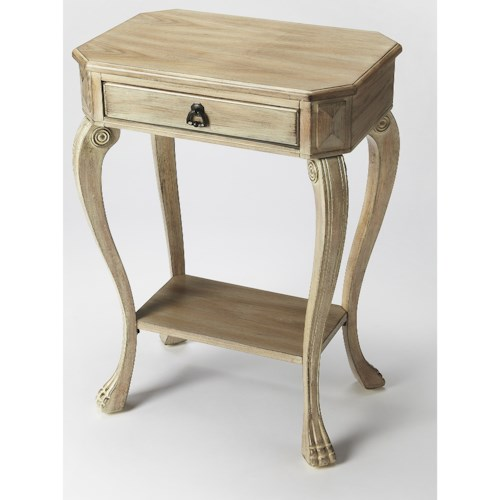 Butler Specialty Company Masterpiece  Channing Black Licorice Console Table