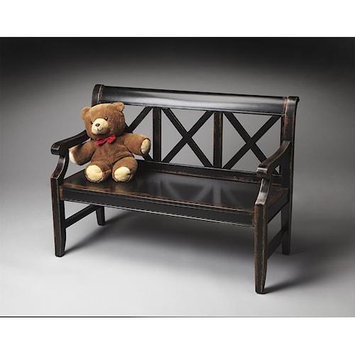 Butler Specialty Company Masterpiece Bench