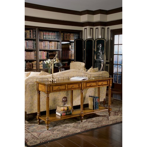 Butler Specialty Company Masterpiece  Sofa/console Table