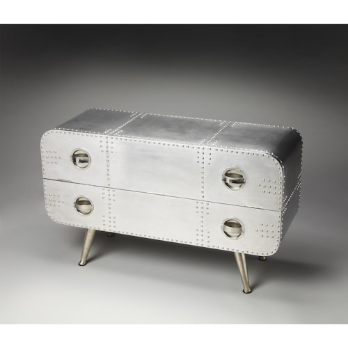Butler Specialty Company Metalworks Console Chest