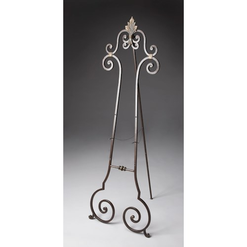 Butler Specialty Company Metalworks Easel