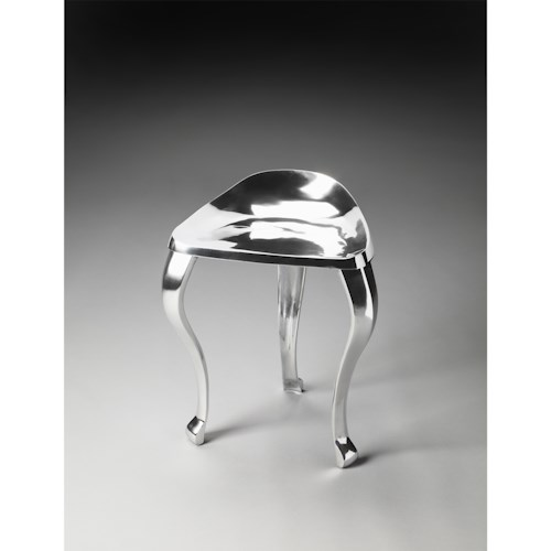 Butler Specialty Company Metalworks Stool
