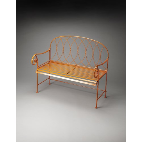 Butler Specialty Company Metalworks Bench