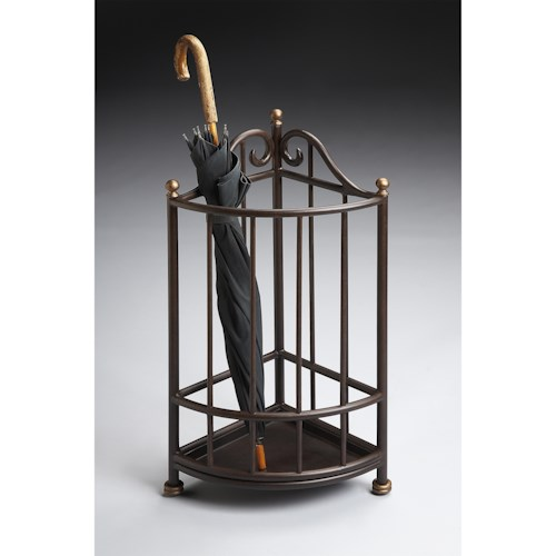 Butler Specialty Company Metalworks Umbrella Stand