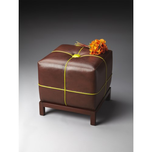 Butler Specialty Company Modern Expressions Bunching Ottoman