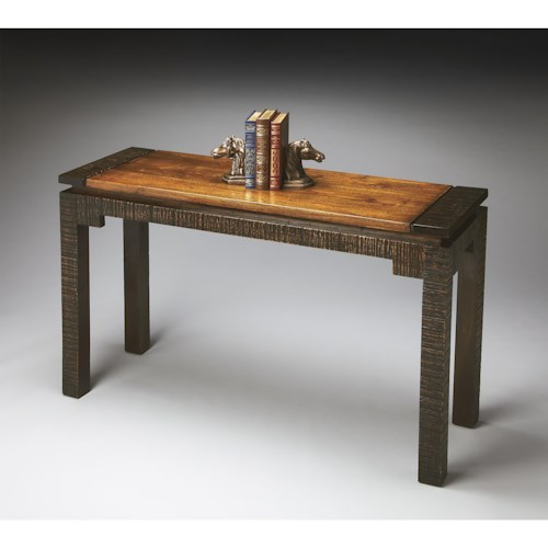 Butler Specialty Company Mountain Lodge Console Table