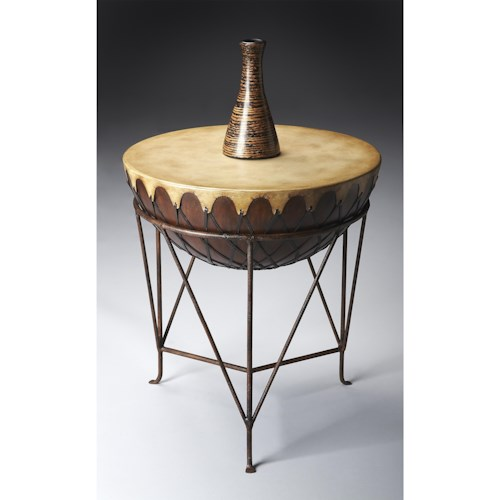 Butler Specialty Company Mountain Lodge End Table