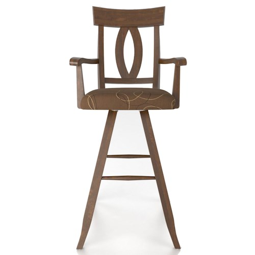 Canadel Bar Stools Customizable 30