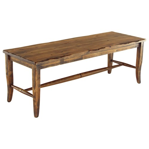 Canadel Champlain - Custom Dining Customizable Backless Bench