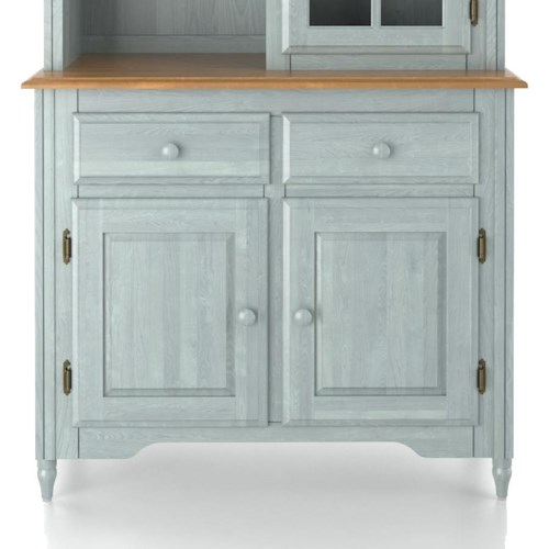 Canadel Custom Dining Customizable 38 Inch Buffet