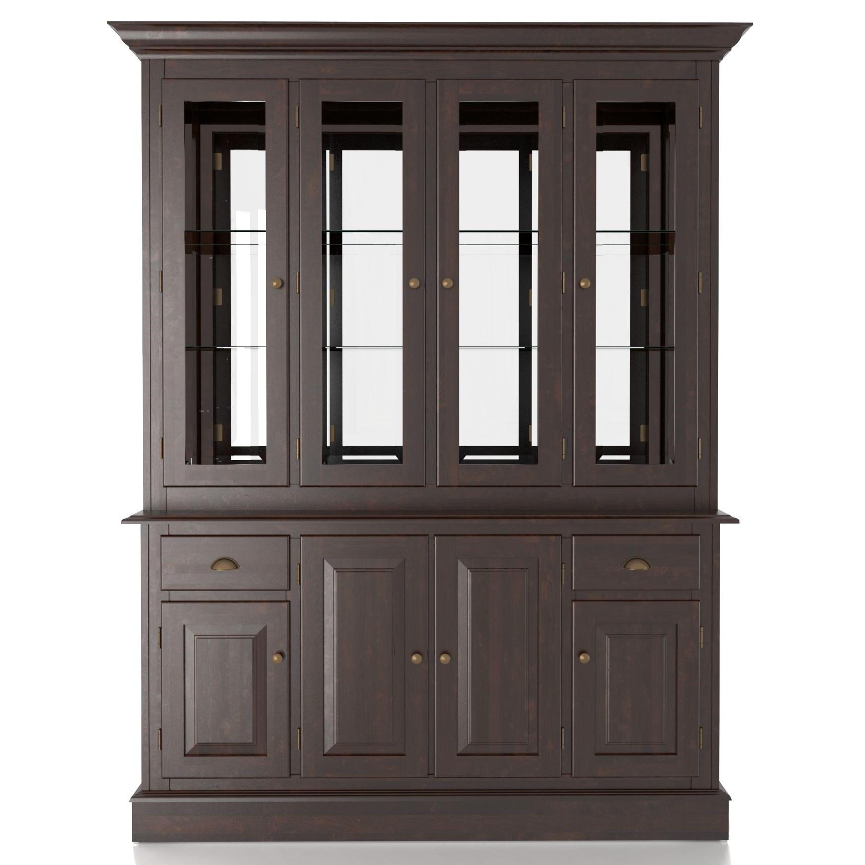 Canadel Custom Dining Customizable 60 Inch Hutch amp Buffet  : products2Fcanadel2Fcolor2Fcustom20dining20furniture20cabuf206002 aa2Bhut206002 aa b2jpgscalebothampwidth500ampheight500ampfsharpen25ampdown from www.jordansfurnishings.com size 500 x 500 jpeg 34kB